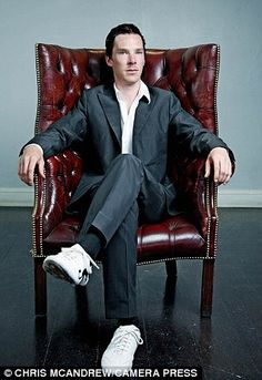 Benedict Cumberbatch. The Telegraph.