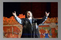 """Castell'Arquato 2013, """"Il trovatore"""" di Giuseppe Verdi - Foto Fabio Lunardini"""
