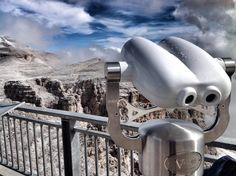 Binocolo Panoramico Vellardi - #rifugio #Maria.  #binocolo #panoramico #Vellardi #passo #pordoi #Trentino #Canazei