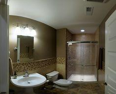 Basement Bath  Naperville Il  Wwwsebringservices  Basement Classy Bathroom Remodeling Naperville Review