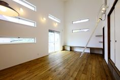 無垢フローリング アーキホームライフ人気設備仕様 Stairs, Home Decor, Stairway, Decoration Home, Room Decor, Staircases, Home Interior Design, Ladders, Home Decoration