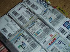 coupon binder - Google Search