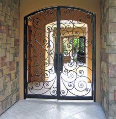 Custom Metal Gates.