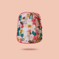 Type: Storage Bags Use: Food,Thermal Age Group: Babies Model Number: Brand Name: Sunveno caliber: General Caliber Material: Oxford Pattern Type: Cartoon Insulated Bags, Cat Bag, Bottle Feeding, Herschel Heritage Backpack, Baby Feeding, Insulation, Oxford, Lunch Bags, Number