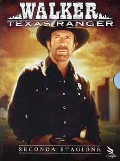 Walker, Texas Ranger - The Complete Second Season DVD ~ Chuck Norris Chuck Norris, Steven Seagal, Bruce Willis, Arnold Schwarzenegger, Keanu Reeves, Walker Texas Rangers, Mejores Series Tv, Capas Dvd, Tv Westerns