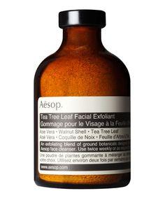 Tea Tree Leaf Facial Exfoliant by Aesop