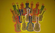 Guitarras de corcho