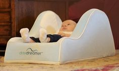 The inclined bassinet  DayDreamer Sleeper. Perfect for babies with problems with sleeping or nap time!
