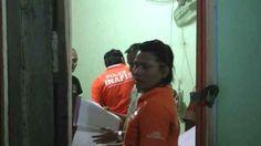 Olah TKP Lanjutan , Polisi Memeriksa Kamar Terduga Teroris