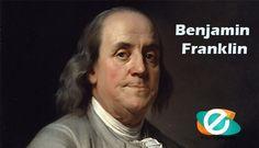 Benjamin Franklin y su cometa. Uno de los Padres Fundadores de los Estados Unidos