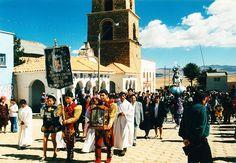 La Fiesta in Calamarca