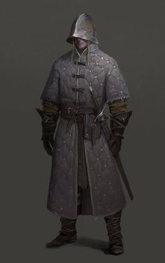 Tagged with art, drawings, fantasy, roleplay, dungeons and dragons; DnD Blood Hunter Class by Matthew Mercer - inspirational