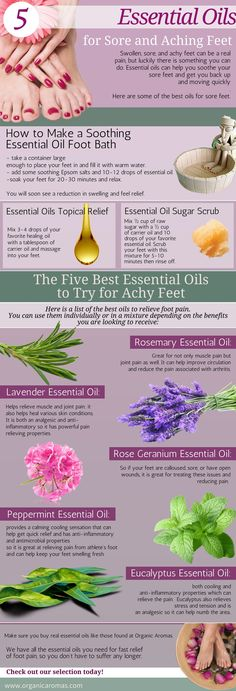 Five-Essential-Oils-for-Sore-and-Aching-Feet.jpg (1024×3000)