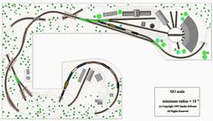 Sandia Software Cadrail Model Railroad Layout Design Software Home ...