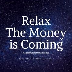 Learn how to Manifest Money, Love Success With This Secret Technique Instantly! Positive Affirmations Quotes, Morning Affirmations, Money Affirmations, Positive Quotes, Positive Things, Positive Outlook, Positive Vibes, Affirmation Of The Day, Affirmation Quotes