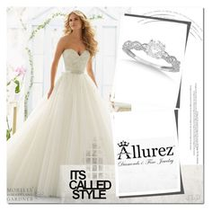 """""""Allurez #2"""" by ajsa-ajsic ❤ liked on Polyvore featuring Allurez"""