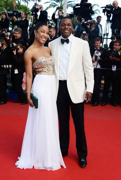 Chris Tucker - 'Cleopatra' Premieres in Cannes