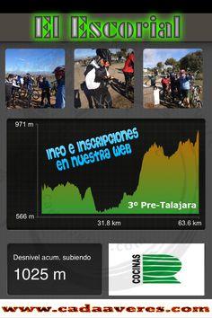 Mtb Cadaáveres - Bike : Ruta al Escorial