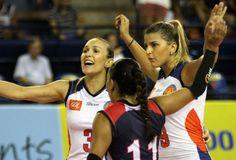 Portal Esporte São José do Sabugi: Superliga Feminina de Vôlei: Em noite de Mari Para...