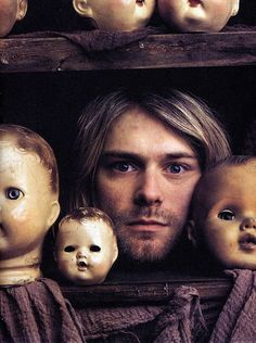 Kurt Cobain by Mark Seliger
