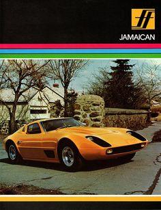 1968 Fiberfab Jamaican brochure