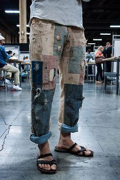 Boro Boro jeans  I.love.these.