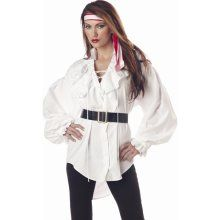 Great Pirate blouse!
