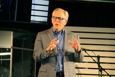 TRANSFORMING 'THE BAY' WITH CHRIST: REACH OUT TO PEOPLE FROM DIFFERENT BACKGROUNDS, RELIGIONS, ETC. WITH GOD'S GRACE --  Mark Labberton is a pastor, author, and the president of Fuller Seminary. Gospel Herald <br/>