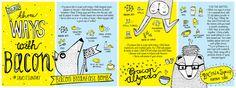 3 Ways with Bacon<span class='title_artist'> by Marija van Rensburg</span>