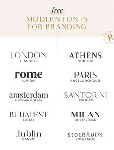 Free Modern Fonts for Branding Cursive Fonts, Handwritten Fonts, Calligraphy Fonts, Alphabet Fonts, Writing Fonts, Typography Logo, Typography Design, Typography Letters, Typographie Fonts