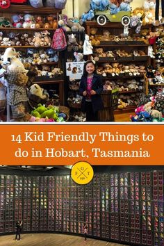 We love Hobart, Tasmania! There are so many things to do for the kids that your Hobart itinerary will surely be filled easily! From the famous Salamanca markets to a drive up to Mt Wellington to the avant garde MONA, Hobart is an awesome destination for families. Family travel destination. Family travel tips. Family travel kids. #familytravel #travelwithkids #hobart CLICK ON THE LINK to access our blog post about fun things to do with kids in Hobart, Tasmania.