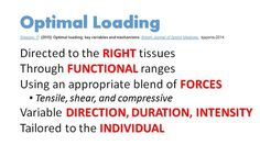 @mjcooper88 @Running_Physio @nakedphysio @Chews_Health optimal loading as per @philglasgow