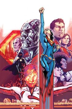 Natasha Irons And Traci 13, A New Same-Sex Couple For DC Rebirth