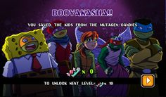 haha oh Raph you look so stupid XD and Leos captain Ryan and Mikey's spongebob!