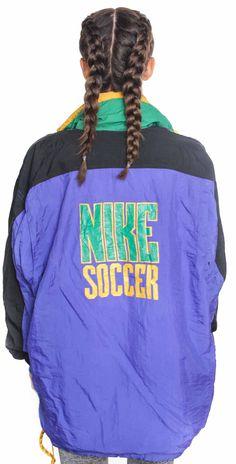 Vintage Nike Soccer Jacket