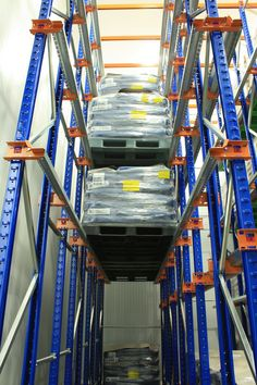 #Warehouse Storage System | Adjustable, Drive-In #Racking...