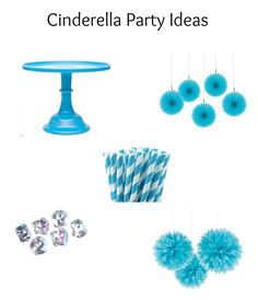 Cinderella Party Ideas