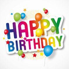 Gefeliciteerd met je verjaardag 13