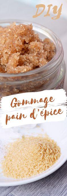 Gommage naturel au pain d'épice ! #diy #bio #naturel #gommage #beauté