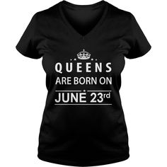 June 23 Shirts Queens are Born on June 23 T-Shirt 06/23 Birthday June 23 ladies tees Hoodie Vneck Shirt for Girl and women #gift #ideas #Popular #Everything #Videos #Shop #Animals #pets #Architecture #Art #Cars #motorcycles #Celebrities #DIY #crafts #Design #Education #Entertainment #Food #drink #Gardening #Geek #Hair #beauty #Health #fitness #History #Holidays #events #Home decor #Humor #Illustrations #posters #Kids #parenting #Men #Outdoors #Photography #Products #Quotes #Science #nature…