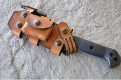 BK-2 Modular Scout | Skystorm Leather | $130