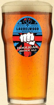Hooligan: Hooligan features imported Marris Otter malt which makes this beer super smooth and easy drinking. Slightly sweet, with just a hint of hops, this beer was brewed in the Southern English tradition with an American twist.