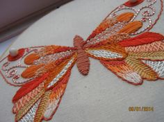 Annettes Butterfly !