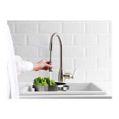 DOMSJÖ Lavello a 1 vasca - IKEA - per il bagno 1  Lavabi e lavatoi  Pinterest  Brochures ...