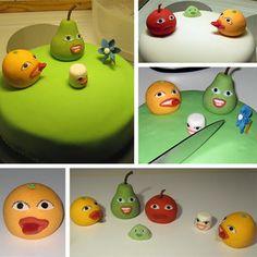 Annoying Orange by catoholic, via Flickr