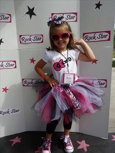 rOCK STAR BIRTHDAY OUTFIT | click for detail girls ff birthday rock star tutu set this rock star ...