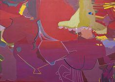 """igor f solis; Paint, 2007, Mixed Media """"Aroma"""""""