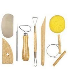 Clay Tool Kit, , hi-res $14.99