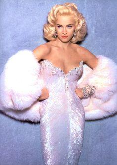 Madonna channeling Marilyn Monroe