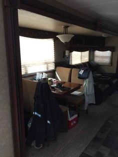 "2014 Used Prime Time Lacrosse Travel Trailer in New Mexico NM.Recreational Vehicle, rv, 2014 Prime Time Lacrosse , Model # 324RST. Excellent Condition. Looks brand new. Comes with custom fitting heavy vinyl black skirting that cost 2500.00, Dish satellite tailgater and receiver. Has a regular plush queen mattress instead of RV mattress. Leather theater seating in living area. Both chairs recline. Leather couch folds out in a bed. Electric fireplace. Side by side refrigerator. 42"" flat screen…"